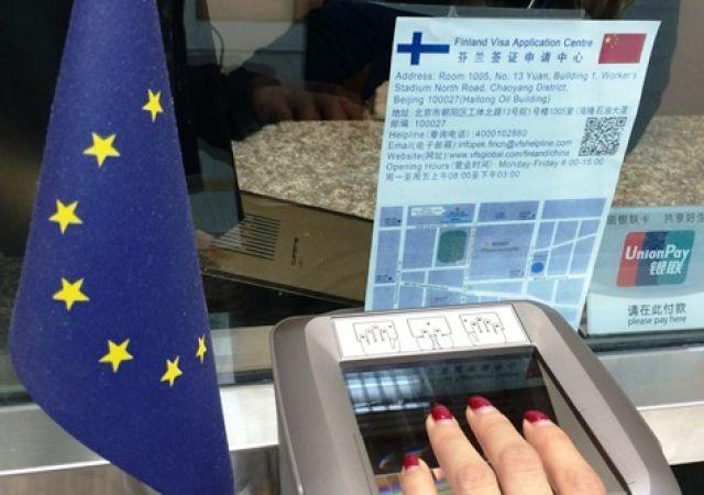 Где в спб сделать финскую визу